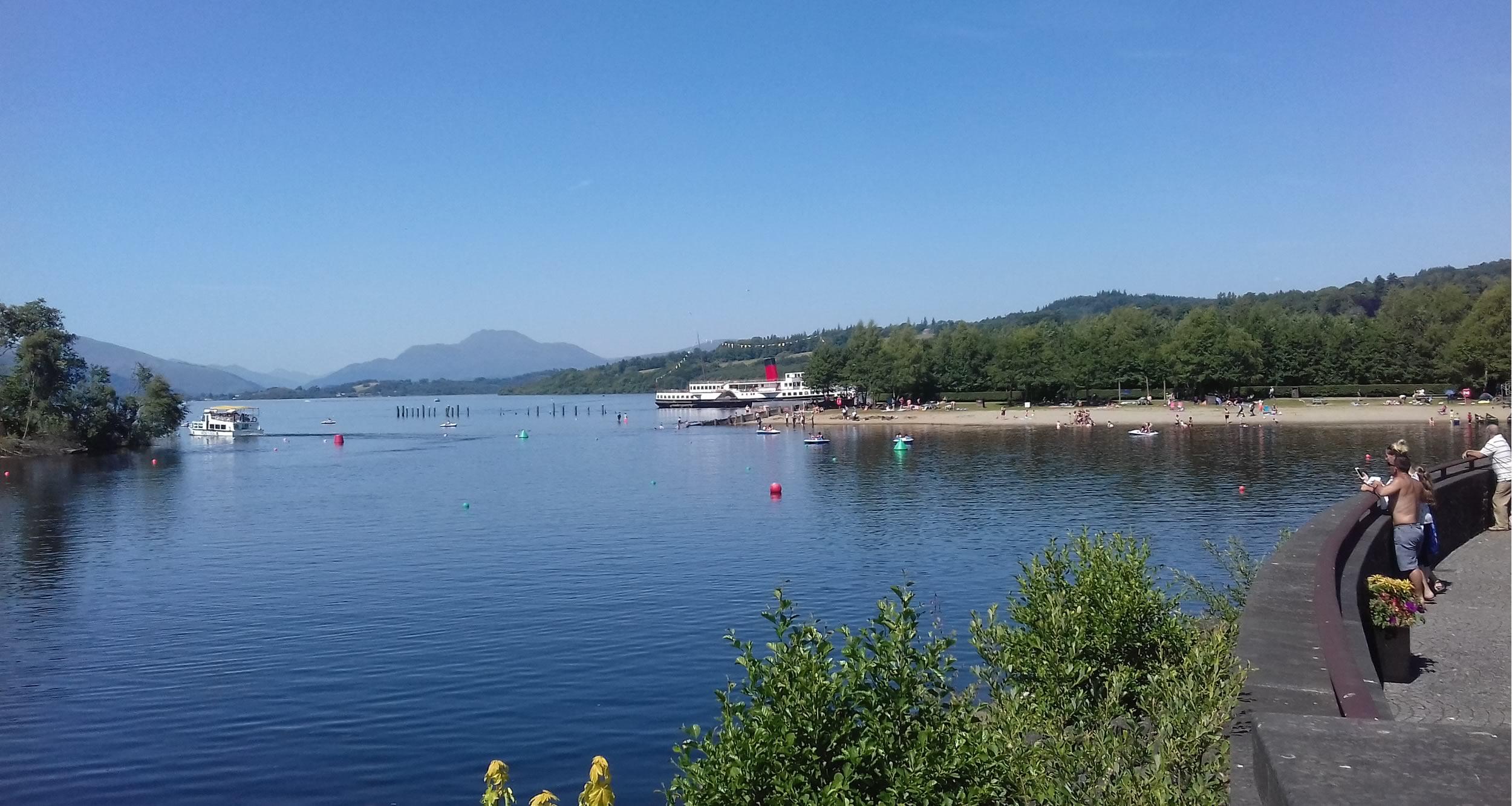 Go Swim Loch Lomond (August 2020)