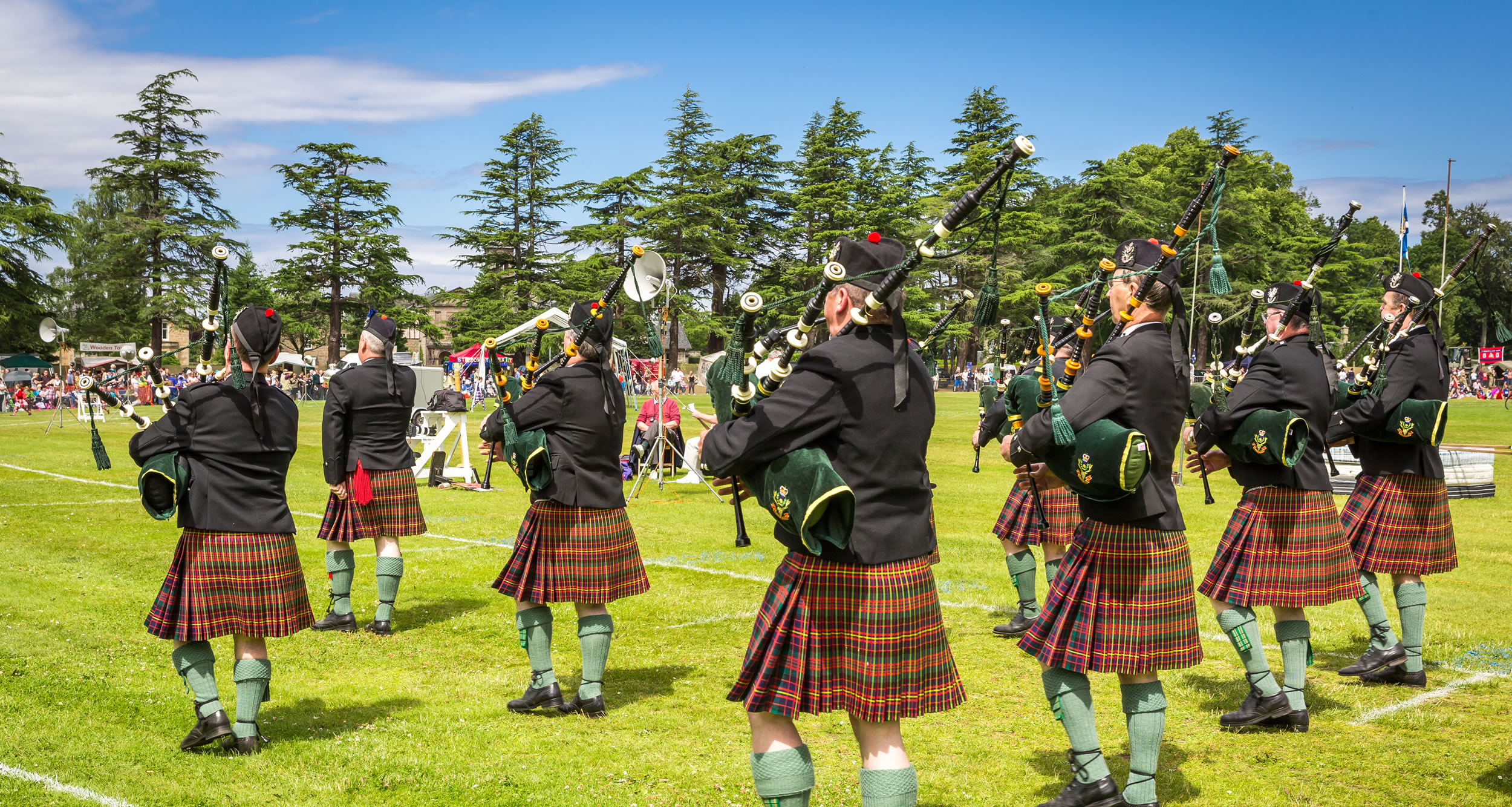 Loch Lomond Highland Games (July 2019)